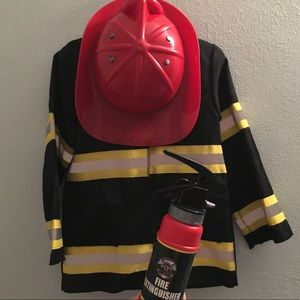 Other - Fireman Costume